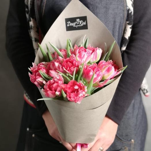 Монотюльпан: букеты цветов на заказ Flowwow