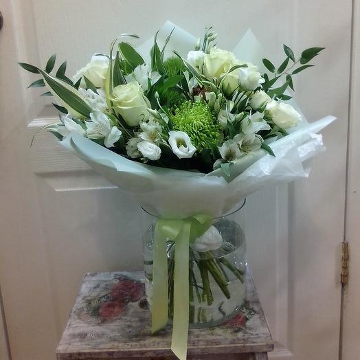 Лёгкий шарм: букеты цветов на заказ Flowwow