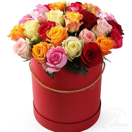 Композиция  070: букеты цветов на заказ Flowwow