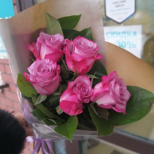 Элис: букеты цветов на заказ Flowwow