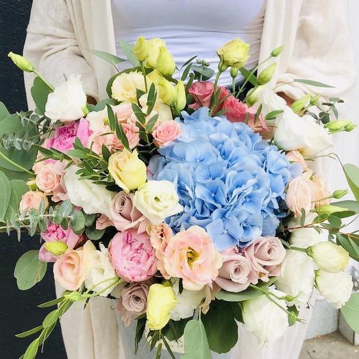 Нереально красивый букет😍: букеты цветов на заказ Flowwow