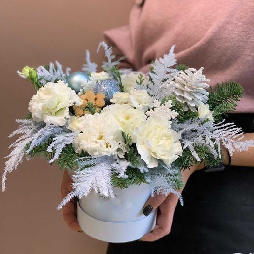 Коробка Мириам: букеты цветов на заказ Flowwow