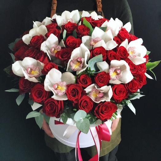 Милая Коко: букеты цветов на заказ Flowwow