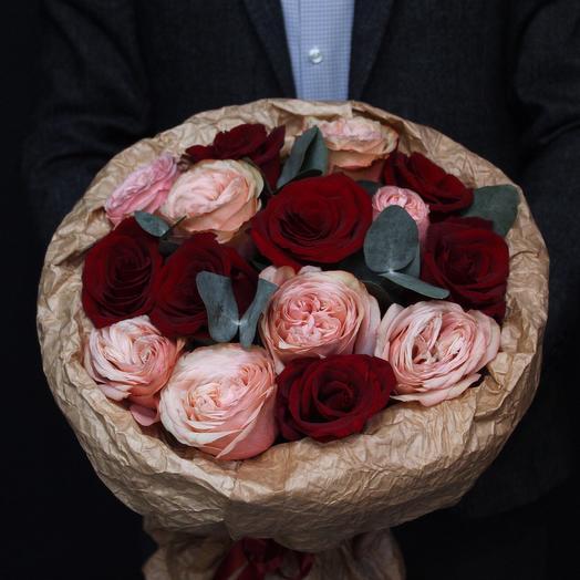 Букет «Milano»: букеты цветов на заказ Flowwow