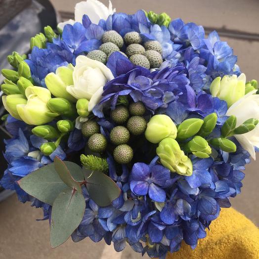 Свадебный букет 8: букеты цветов на заказ Flowwow