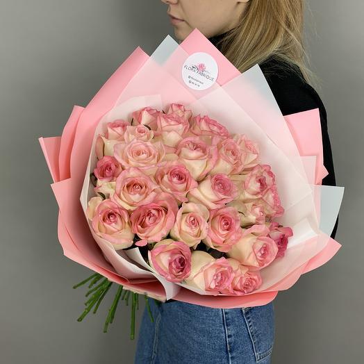 Монобукет N68: букеты цветов на заказ Flowwow