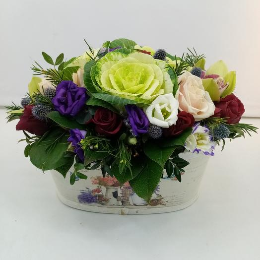 Рождение мечты: букеты цветов на заказ Flowwow
