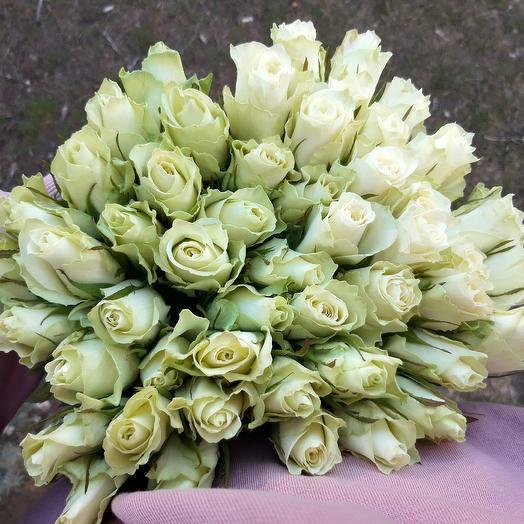 """Букет - Воздушный"""": букеты цветов на заказ Flowwow"""