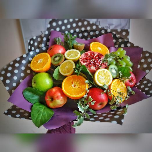 """Букет """"Сочный фрукт"""""""