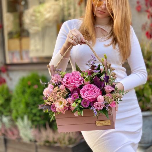 Цветочный ящик