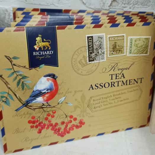 Набор чая Richard
