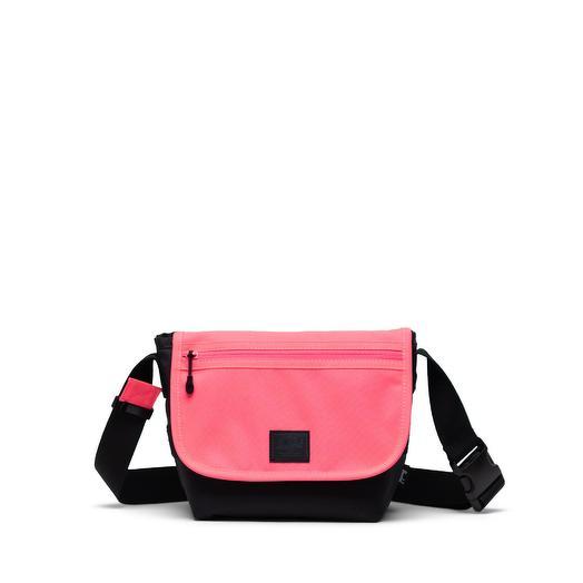 Сумка для документов Herschel Grade Mini Neon Pink/Black  Herschel 10657-03549-OS