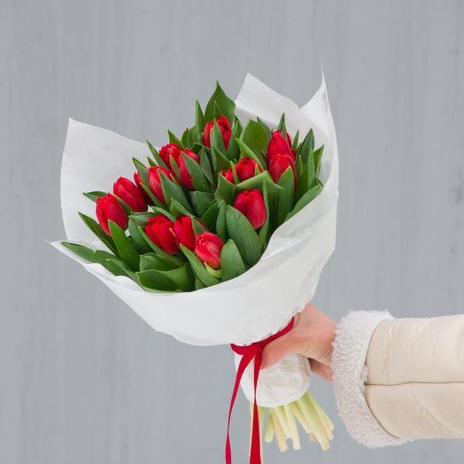 "Тюльпаны ""Ларго"" 19шт"