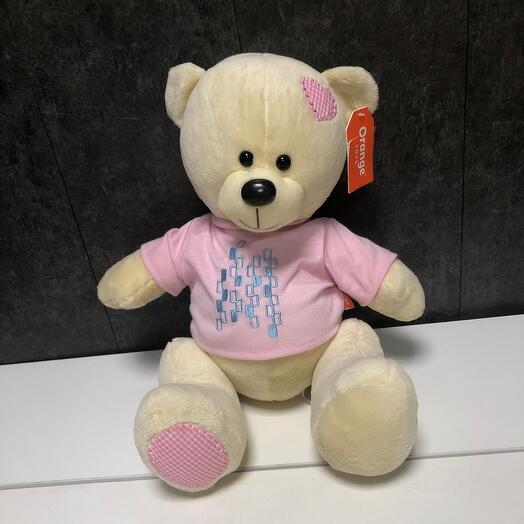 Медведь Топтыжкин желтый