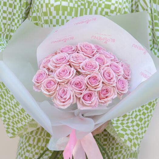 Букет Mono с розой