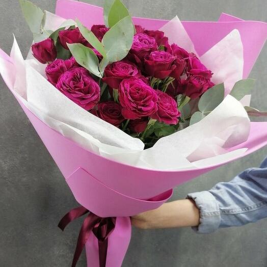 Пионовидные розы XXL