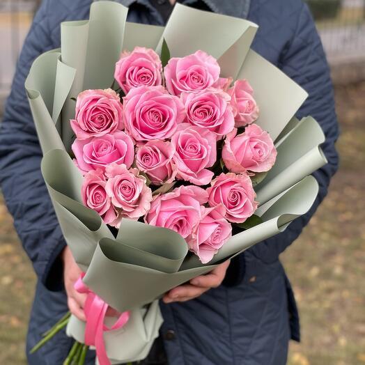 Букет «15 роз»