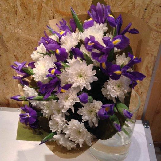 Небесная высь: букеты цветов на заказ Flowwow