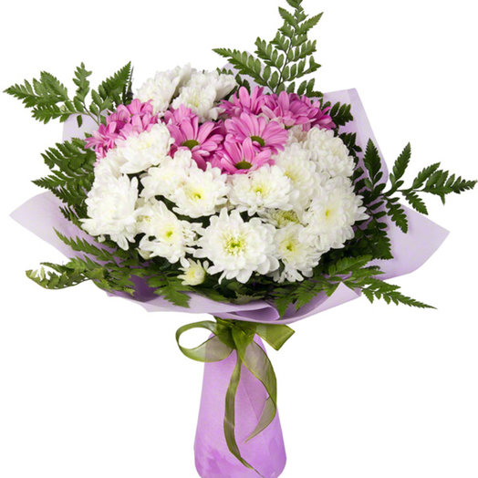 Праздничный дождь: букеты цветов на заказ Flowwow