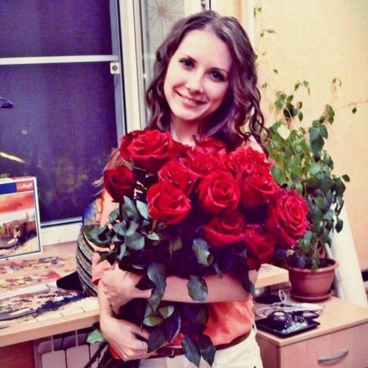 Букет Эксплорер: букеты цветов на заказ Flowwow