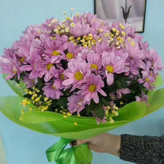 Букет Розовый сон: букеты цветов на заказ Flowwow