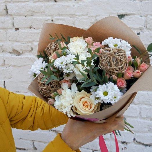 Birdhouse: букеты цветов на заказ Flowwow