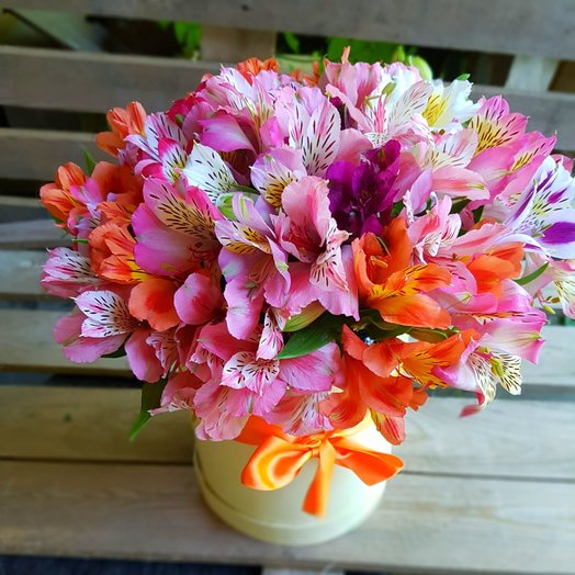 Букет Прелестный: букеты цветов на заказ Flowwow