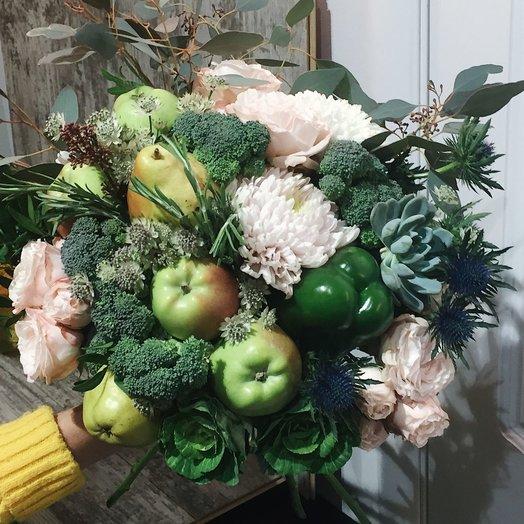 Анастасия: букеты цветов на заказ Flowwow