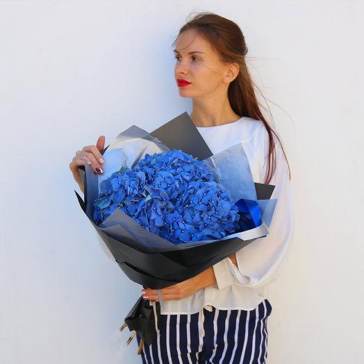 Индиго: букеты цветов на заказ Flowwow