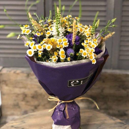 """Букет """"Летний зной"""": букеты цветов на заказ Flowwow"""