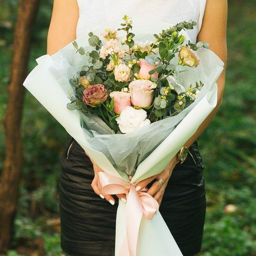 Амаретто: букеты цветов на заказ Flowwow