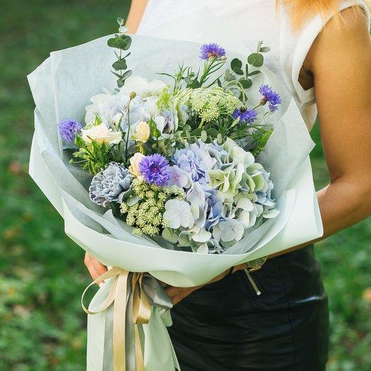 Габриэль: букеты цветов на заказ Flowwow
