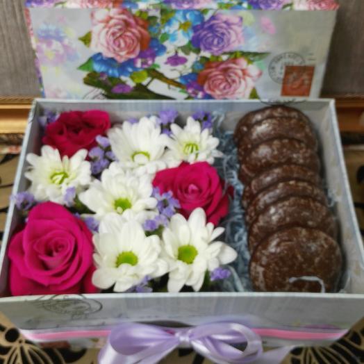Баварский пряник: букеты цветов на заказ Flowwow
