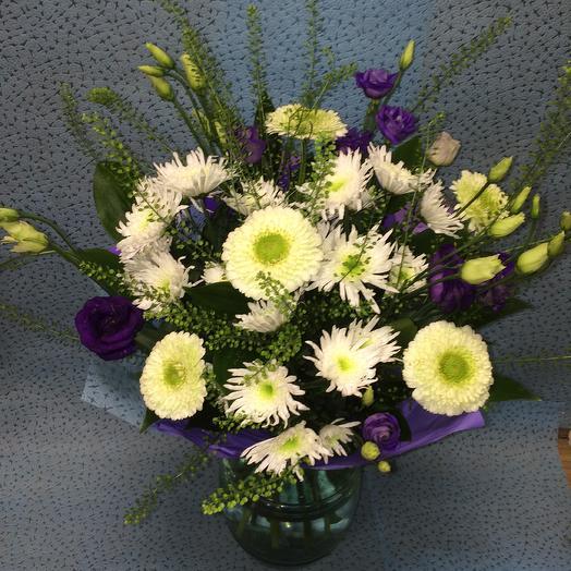 Любовное цветение: букеты цветов на заказ Flowwow