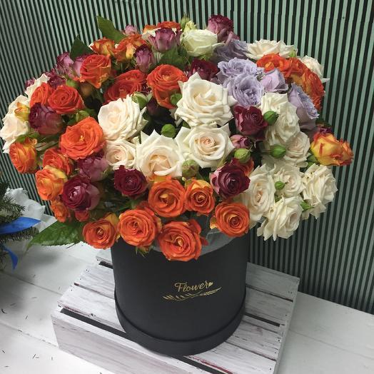 Летний вояж: букеты цветов на заказ Flowwow