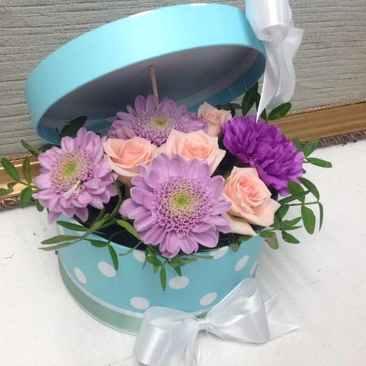 Комплементик: букеты цветов на заказ Flowwow