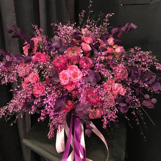 Фейерверк: букеты цветов на заказ Flowwow
