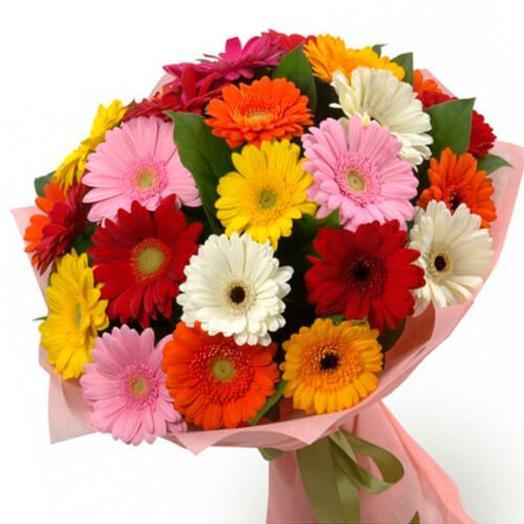 """Букет из гербер """"Конфетти"""": букеты цветов на заказ Flowwow"""