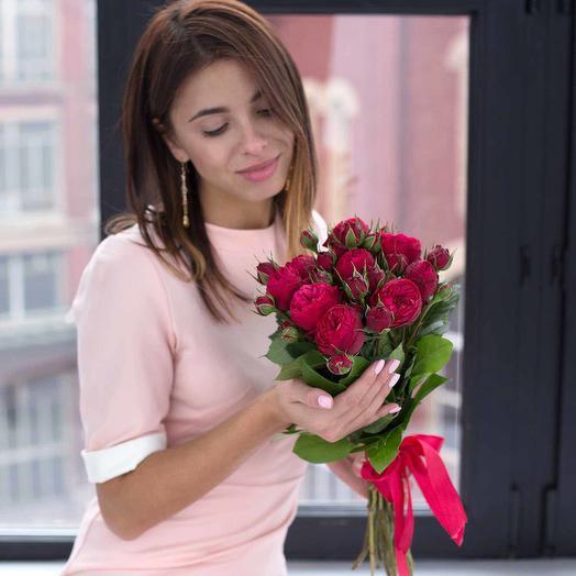Розы Пиано Фриленд: букеты цветов на заказ Flowwow