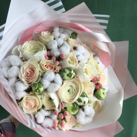 Клуни: букеты цветов на заказ Flowwow