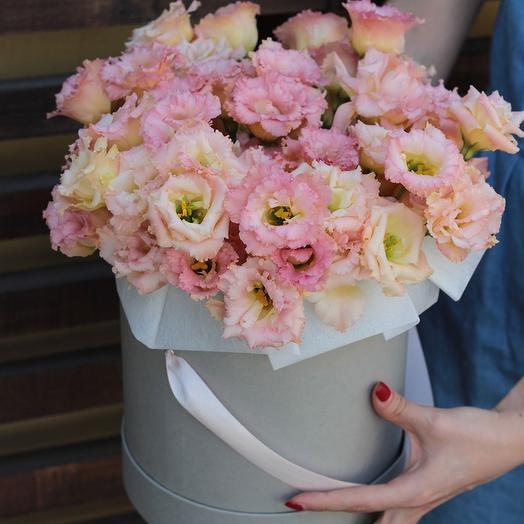 Кружевной рассвет: букеты цветов на заказ Flowwow