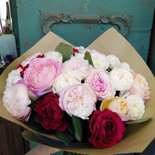 Вдохновения безлимит: букеты цветов на заказ Flowwow