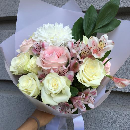 Букет 2192: букеты цветов на заказ Flowwow
