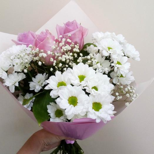 """Букет """"Нежный"""": букеты цветов на заказ Flowwow"""