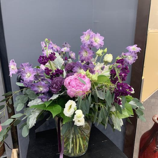 Блики любви: букеты цветов на заказ Flowwow