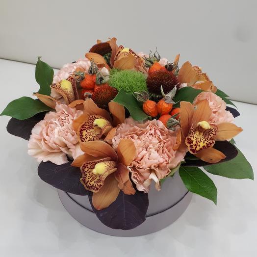 Мед и корица: букеты цветов на заказ Flowwow