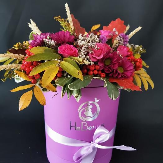 Чудесная пора: букеты цветов на заказ Flowwow