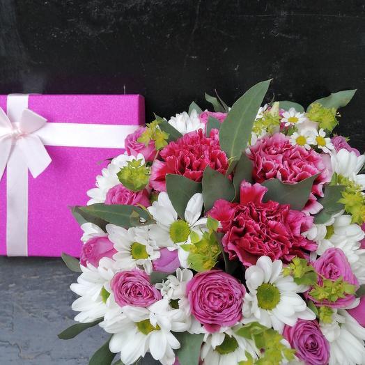 Ты - Подарок: букеты цветов на заказ Flowwow