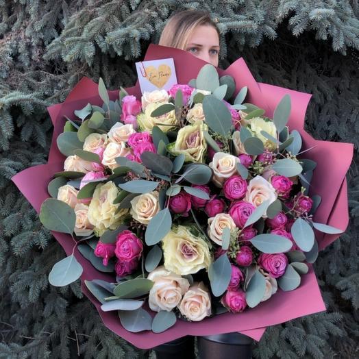 Импульсы чувств: букеты цветов на заказ Flowwow