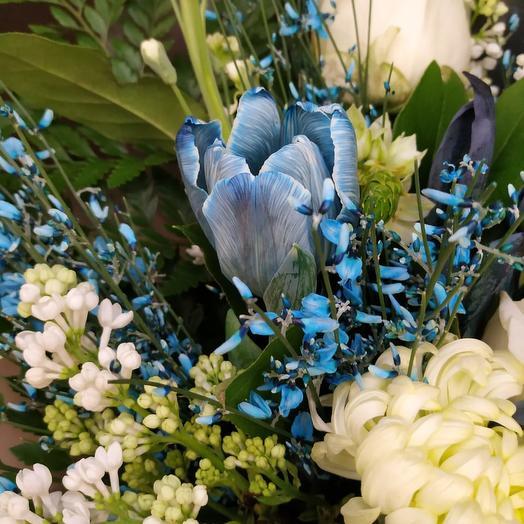 """Авторский букет """"Аврора"""": букеты цветов на заказ Flowwow"""